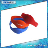 13.56MHz Waterproof Silicone RFID Smart Watch