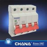 автомат защити цепи MCB воздуха AC 3phases 6ka 32AMP миниатюрный