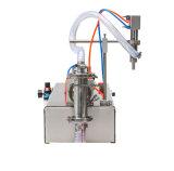 Máquina de rellenar de la bebida semi automática para el agua
