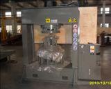 120ton 적재 능력 단단한 타이어 압박 기계