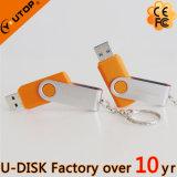 Hoge snelheid die de Oranje Stok van het Metaal draait USB3.0 (yt-1201-06L2)
