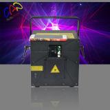 Équipement DJ Professionnel Pleine Couleur RGB 5W Laser Light