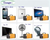 Bloc d'alimentation de sauvegarde portatif 500ad-17 d'AC-500W d'adaptateur d'alimentation universel de C.C 4xusb