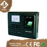 Sistema automático del control de acceso de la huella digital de la puerta