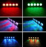 1 Stage Blinder Light에 있는 새로운 LED Matrix Bar COB LED 5X30W RGB