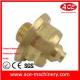 Часть сопла брызга точности CNC OEM оборудования подвергая механической обработке