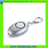 Allarme personale portatile della difesa di auto protezione dell'allarme con l'indicatore luminoso del LED