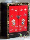 Китайский античный шкаф бабочки воспроизводства