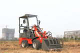 25HP EngineのディーゼルType Small Wheel Loader