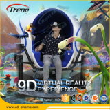 Virtual dinamico Reality 9d Egg Chair Cinema per il parco di divertimenti