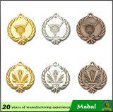 Preiswerte Metallschule-Preis-Großhandelsmedaille
