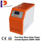 Onda di seno ibrida solare dell'invertitore 24/48V 2kw con il caricatore