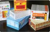 Automatische Zellophan-Verpackung-Maschinen-Kasten-Verpackung-Verpackungsmaschine für Gesundheitspflege-Produkt-Duftstoff-Kasten-Biskuit/Zigarette/Tee (BT-400C-I)