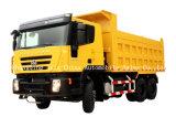 Camion de bas de page de camion de tracteur de camion à benne basculante de Rhd