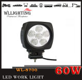 5.5 '' 60W crogiolo fuori strada 4WD SUV di camion della lampada dell'indicatore luminoso del lavoro del fascio di punto del CREE LED