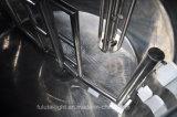 Tanque do Yogurt do agitador do aço inoxidável de 100 galões, tanque do queijo