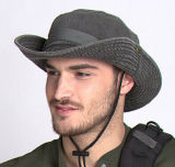 Новое Design Cowboy Bucket Hat с вышивкой 3D
