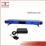Barre bleue de voyant d'alarme de l'ambulance en aluminium LED (TBD05126-100)