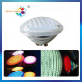 RemoteまたはWiFi Controlの12V/24V 24W IP68 RGB PAR56 Swimming LED Pool Light LED Underwater Light