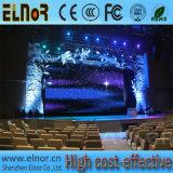 P4使用料のための屋内ビデオSMD LED表示