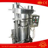 Máquina fría de la prensa del petróleo de sésamo de la extracción de petróleo del sésamo
