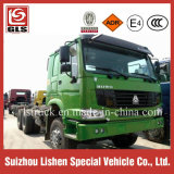 Sinotruk HOWO 트랙터 트럭 6X4 맨 위 트럭 Wd615