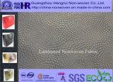 El mejor Nonwoven laminado del precio de fábrica del diseño/la tela no tejida para el bolso de compras/el bolso (No. A9G020)
