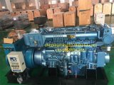 Schang-Hai Diesel Engine Industrial Generator Set con Silent Proof Box