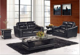 Genuine Leatherの現代Leather Sofa Set