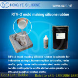 Прессформы силикона силиконовой резины RTV прессформ отливки