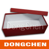 Rectángulo de empaquetado de la tapa del perfume cosmético de papel rígido magnético de Carboard