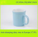 Taza de café de cerámica de la sublimación al por mayor de la manera