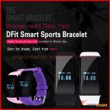 Bracelet intelligent de montre de Fitbit, fréquence cardiaque sèche de bracelet, contrôle sec de sommeil de santé de bracelet