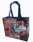 昇進BOPPによって薄板にされる非編まれた食料雑貨入れの袋