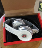 Le stéréo portatif d'écouteurs de studio d'usine directe bat les cartes FM Bluetooth sans fil par radio Fuction de Whth S D d'écouteurs