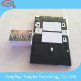 Bedruckbare PVC-unbelegte weiße Tintenstrahl-Karten