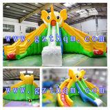 PVC gigante inflável Slide / Parque de diversões inflável Slide / Inflável Water Slide