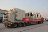 배급 Emergency Power Transmission 132kv Prefabricated Mobile Substation