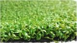 Relvado ajardinando sintético seco durável