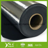 GummiFoam Sheet Insulation mit Gold Aluminum Foil