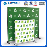 Pop pieghevole in su Banner Stand Adjustable Fabric Display (LT-21)