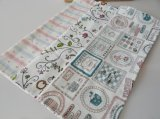 (BC-KT1028) Good Quality Fashionable Design Tea TowelかKitchen Towel