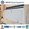 Воздухонепроницаемая звукоизоляционная стальная дверь для морского пехотинца