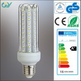 Glas 2u 3u 4u 360 Degree 4-23W 3000k 6000k LED Light Bulb