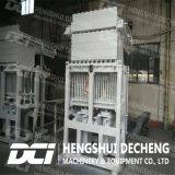 Bloque automático del yeso que hace la máquina (método de sequía natrual)
