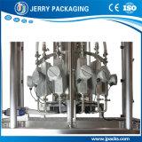 Máquina de rellenar del tarro líquido detergente cosmético automático lleno de la alta calidad