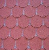 건축재료 생선 비늘 아스팔트 지붕 지붕널