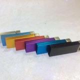 2016 boucle rectangulaire plate extérieure en aluminium d'innovation, disque Pendrive d'U