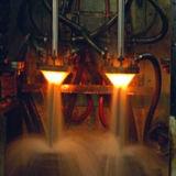 Оборудование электрической индукции 2 станций твердея для инструментов вала