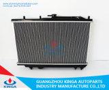 先発の自動車部品は1989-1990年のマツダAsrina 323ba Mtエンジンの冷却の価格のために合うラジエーターを卸し売りする